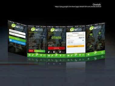 Ionic - OneTab App