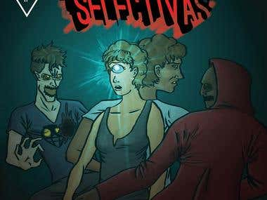 Cover for Siluetas Selectivas #2