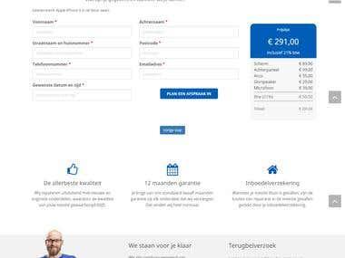 Custom WordPress Plugins for Mobile Repair