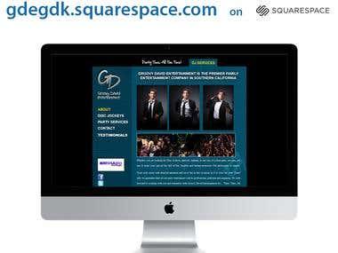 Squarespace Development
