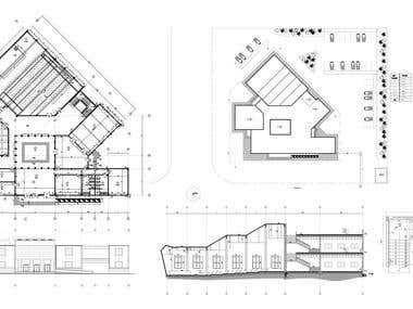 Architectural Working project