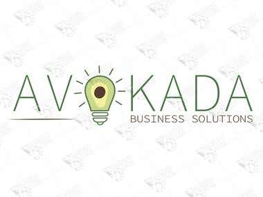 Logo for a business solution company