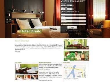 Hotel Diyalo
