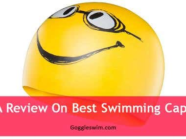 A Review On Best Swimming Caps - Product Descriptions
