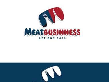 meat business logo