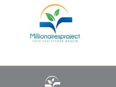 Millionairesproject logo