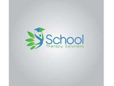 School tharapy solution logo
