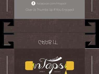 Packaging Design (Risoles Ntaps)