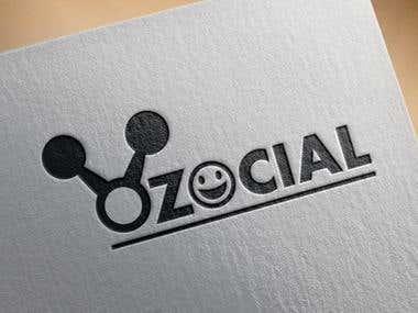 Logo Desing to Vozocial