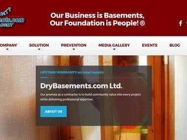 Drybasements