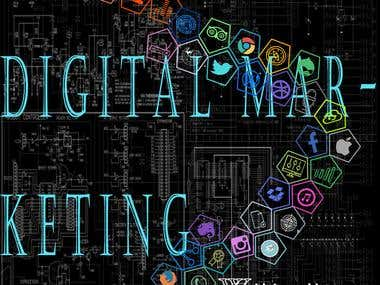 Digital Marketing Book Cover