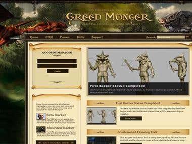 GreedMonger