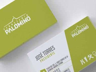 Ferretería Palomino Branding