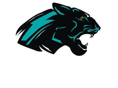 logo panther vector