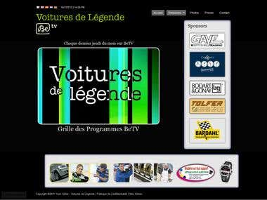 Voitures de Legende