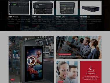 Static Website - WordPress