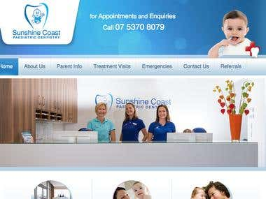 Joomla - Sunshine Coast Paediatric Dentistry