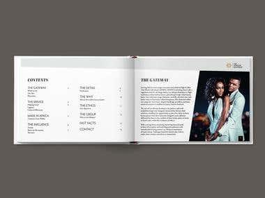 Luxafrique Brochure