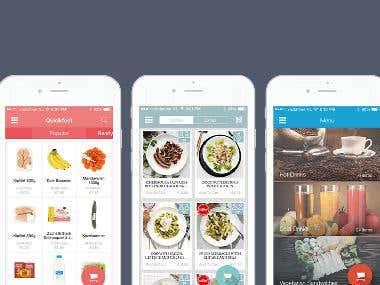 food app ios