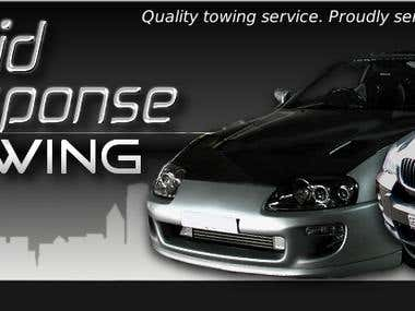 Logo For Local Towing Company