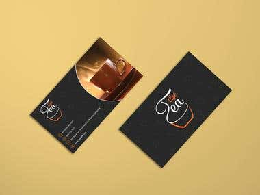 Corporate Identity | Tea Cafe