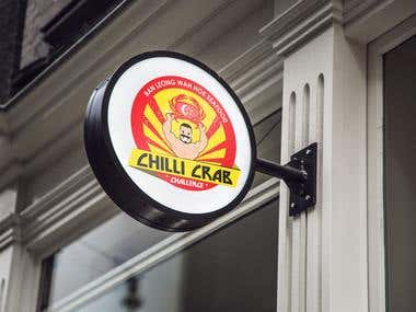 Logo for Chilli Grab