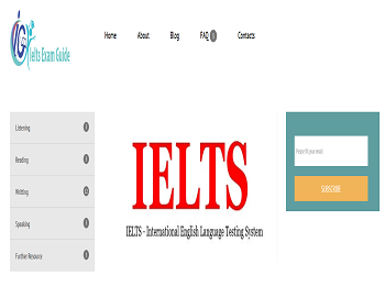 IELTS Exam Guide