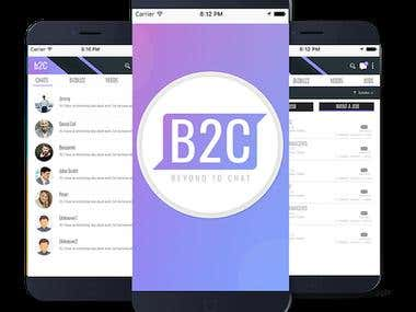 B2C - Beyond To Chat