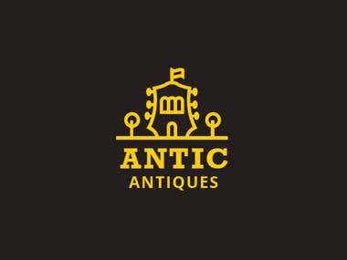Antic guitar