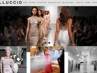 online cloth selling website