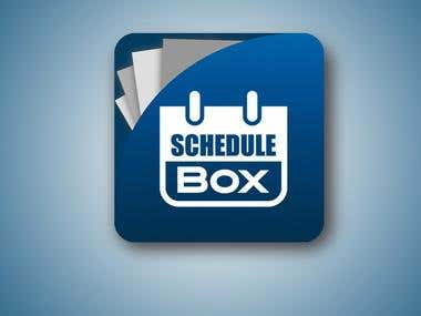 Icon for ScheduleBox