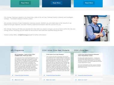 Web Design for Free2learn