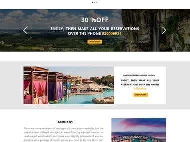 RTL website design