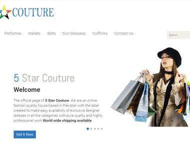 E-Commerce Website (Online Store)