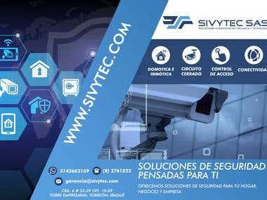 Identidad Corporativa (Sivytec)