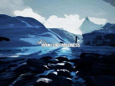 At the Mountains of Madness Background
