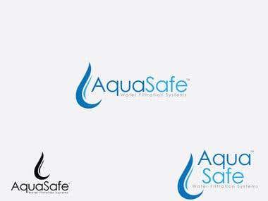 aquasafe company logo