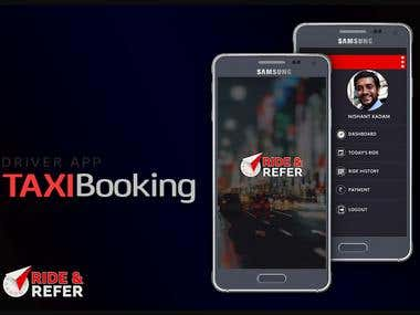 RAR Cabs - Taxi Booking app