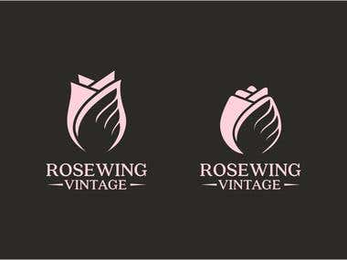Logo for a Vintage Store