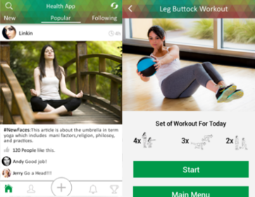 Fitness Application