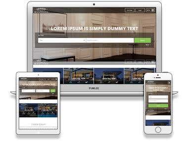 Property Portal Design and Development