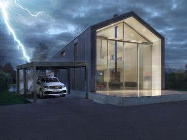 Carport Visualization
