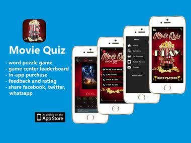 Movie Quiz App