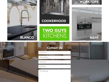 Luxary Kitchen & Washroom