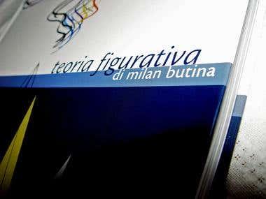 Book 'Teoria Figurativa di Milan Butina'