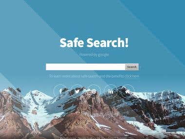 Safe Search Engine
