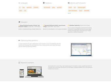 Yaroslav Kozatskyi Review Website