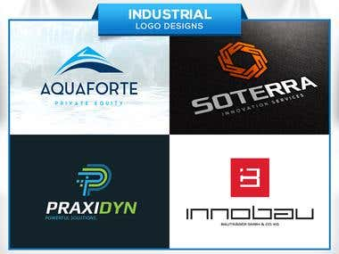Industrial (Logo designs)