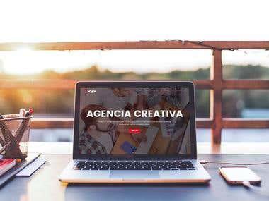 Sitio Web Zuga Publicidad