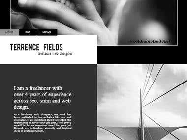 HTML5 | Portfolio Design